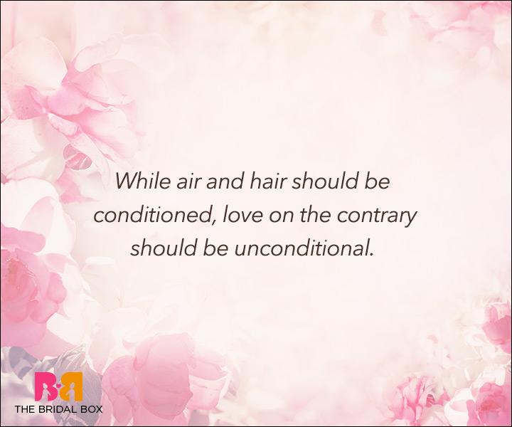 50 Unconditional Love Quotes