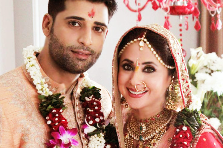 Urmila Matondkar Marriage With Mohsin Akhtar Mir - The Official Marriage Pic