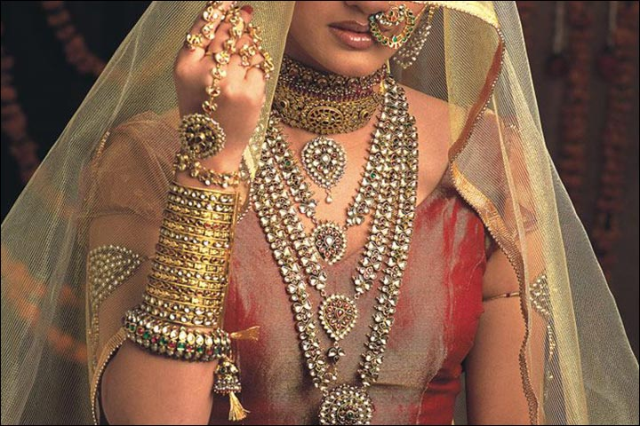 Wedding Bangles - A Royal Statement