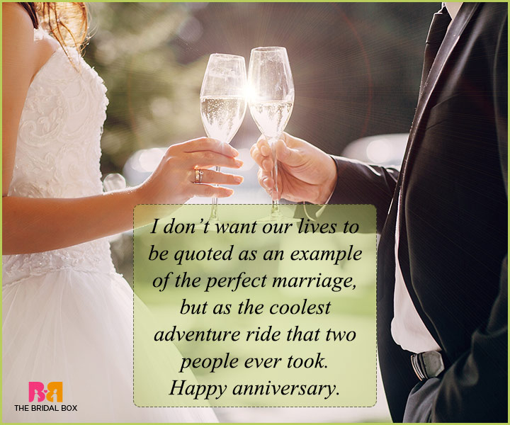 Love Quotes For Husband On Anniversary - The Coolest Adventure Ride