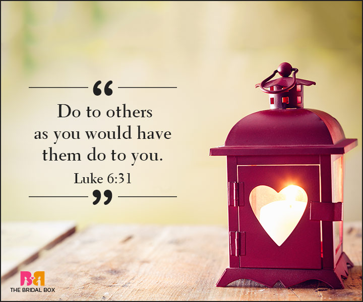 Bible Quotes On Love - Luke 6:13