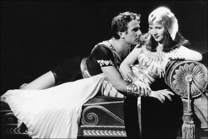 Short Love Stories - Cleopatra And Marc Antony