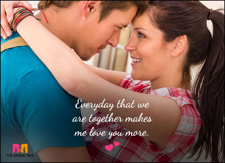 Cute Love Quotes For Him - Love Me Like You Do