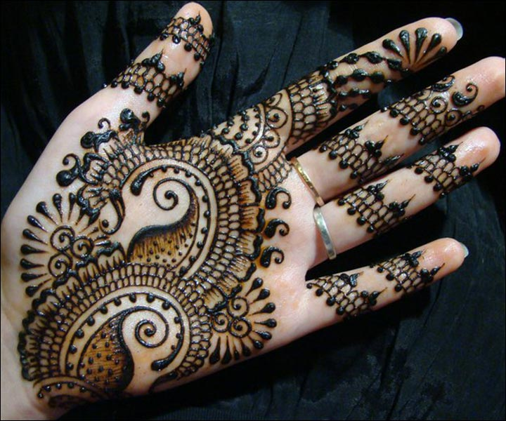 Amelia Mehndi Designs 11 Unique And Beautiful