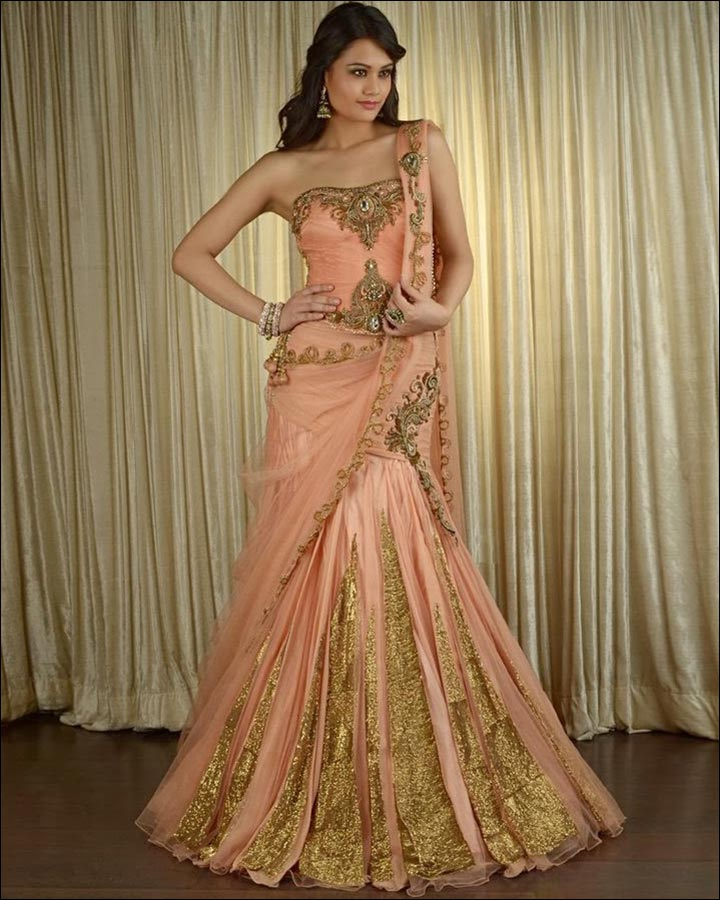 Indian Wedding Dresses - Designer Appeal