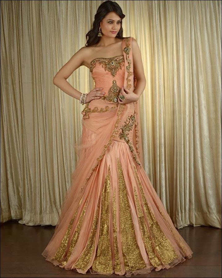 indian wedding dresses designer appeal