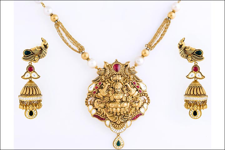 Exquisite-Antique-Necklace-Set
