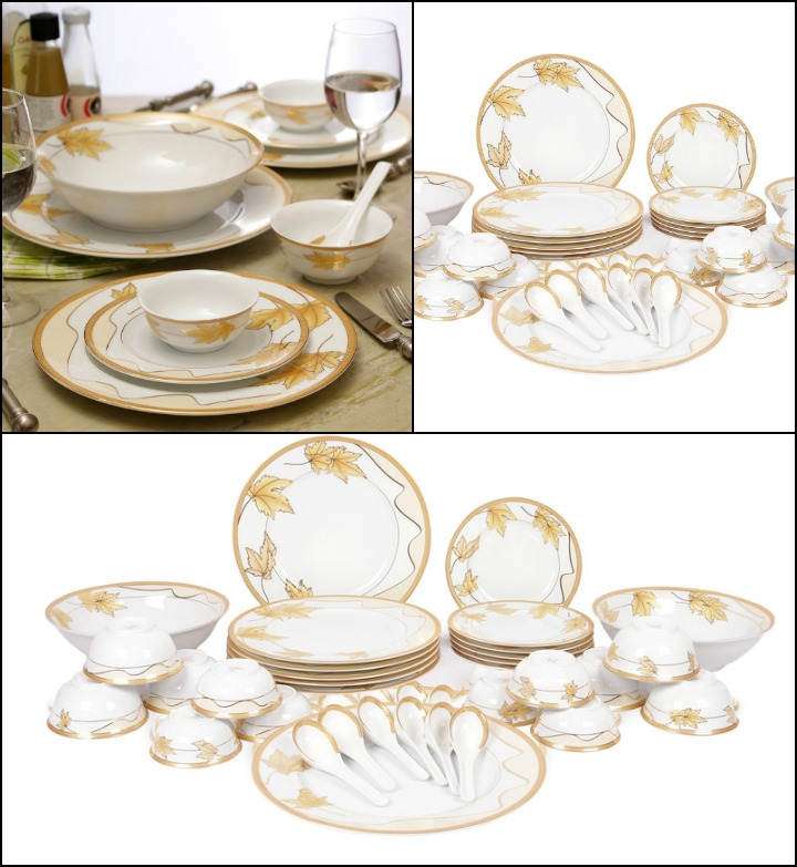 Wedding Gift Dinner Set : Wedding Gifts For Friends - Exquisite Dinner Set