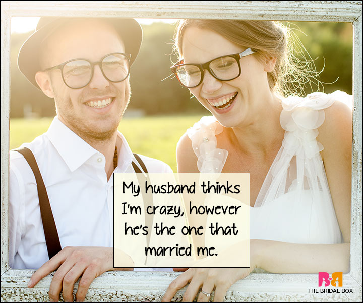 Funny Love Quotes - I'm Crazy