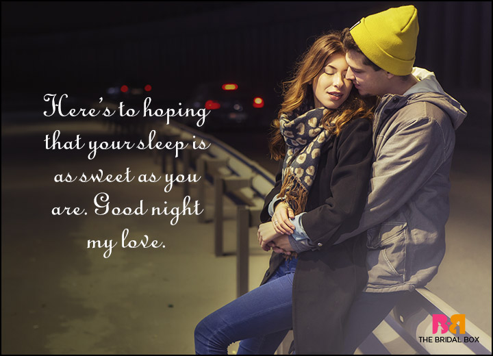 Good Night Love Quotes - Sweet Dreams