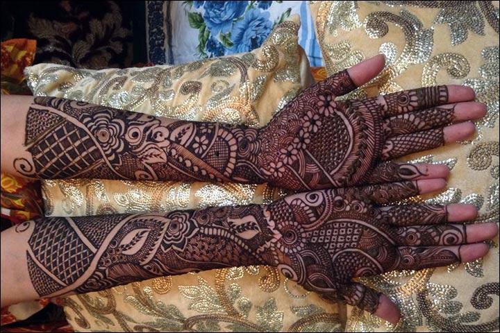 Mehndi Designs Heavy Makedes Com