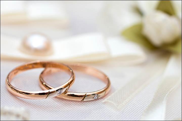 Engagement Rings For Couples - Henry David Thoreau's Favourites