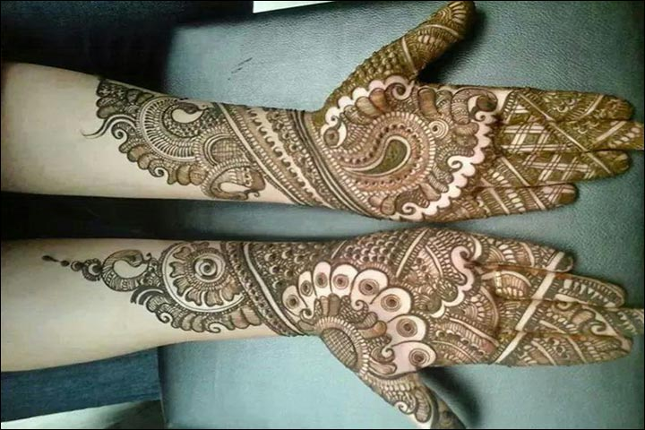 Indian Mehndi Designs - Impeccably Inked