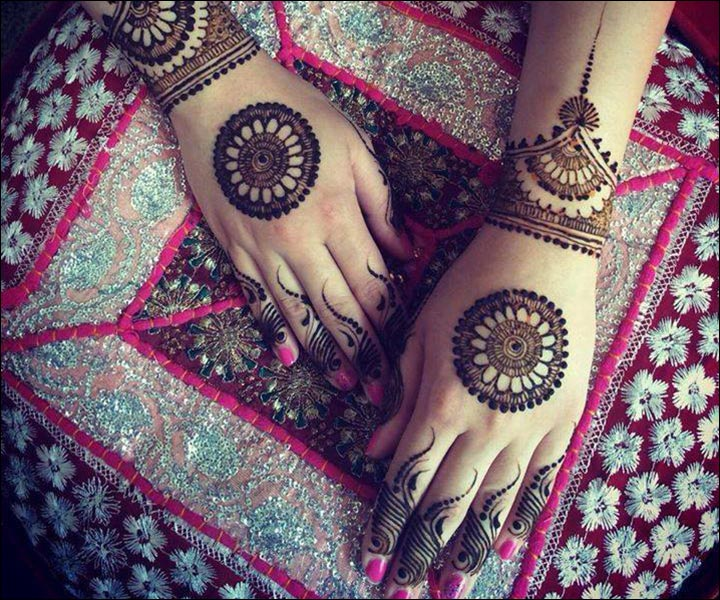 Mehndi Designs In : Indian mehndi designs that are beautifully traditional