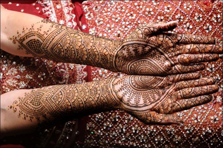 Indian Mehndi Designs - Intricate And Elegant