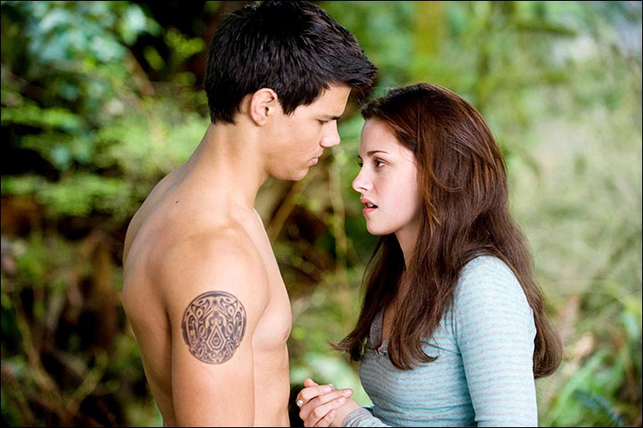One Sided Love Stories - Jacob And Bella, He Wasn't A Vampire