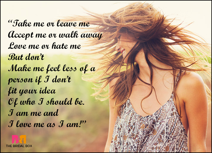 Love Me Or Hate Me Quotes - I Don't Fit In A Box