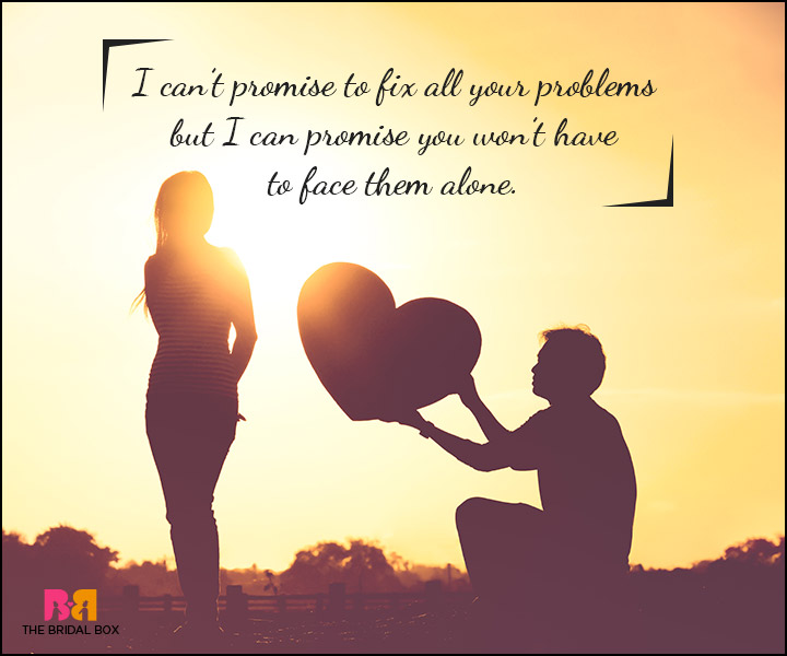 I Promise Quotes Cool 10 Beautiful And Heartfelt Love Promise Quotes