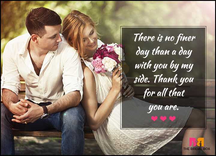 Love Quotes For Her - No Finer A Day