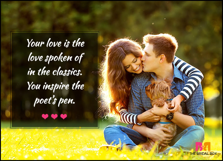Love Quotes For Her - The Romantics