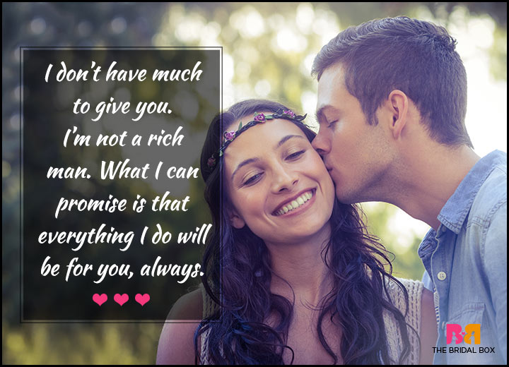 Love Quotes For Her - For You Always