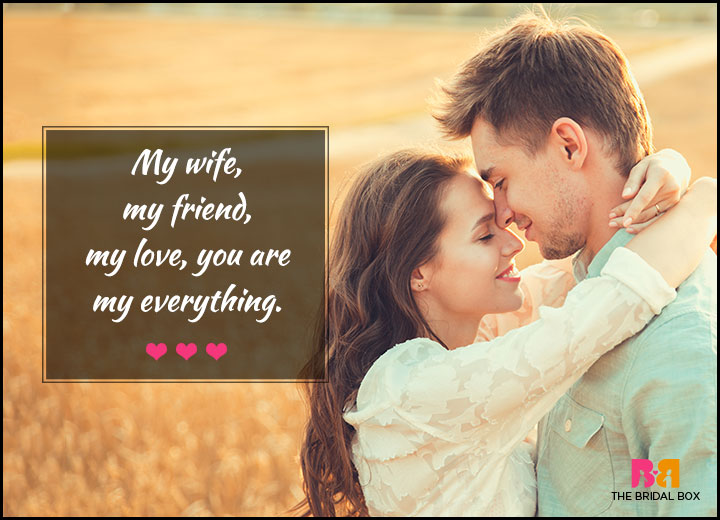 Love Quotes For Her - My Everything