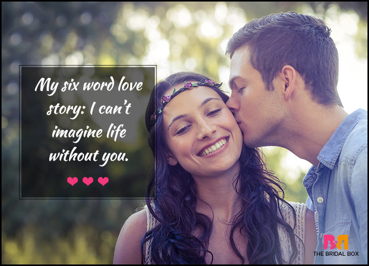 Love Quotes For Her - My Love Story