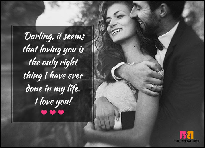 Love Quotes For Her - Loving You