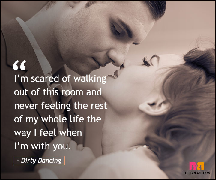 Love Quotes From Movies - Dirty Dancing