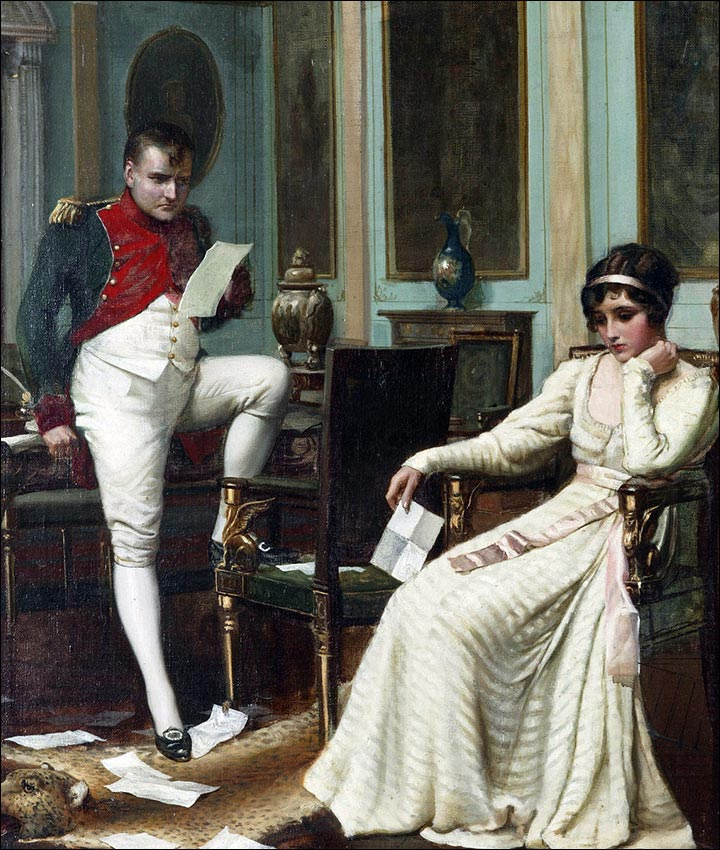 Tragic Love Stories - Napoleon And Josephine
