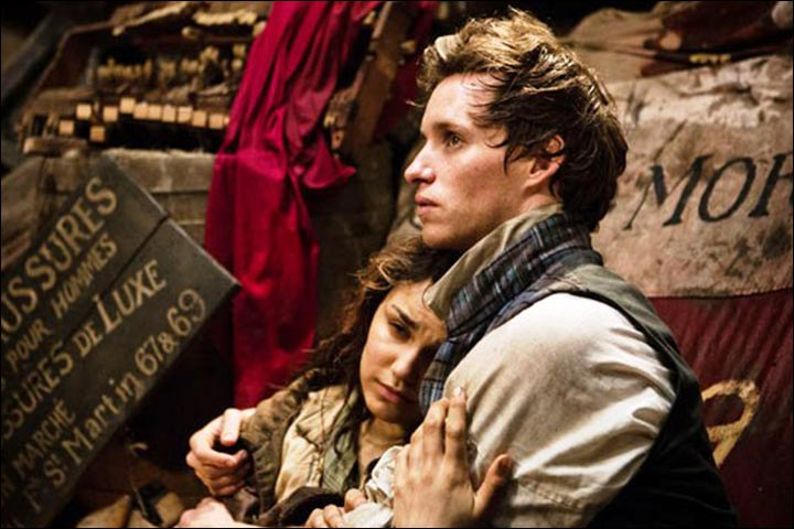 One Sided Love Stories - Marius And Eponine, Tis But A Feeling