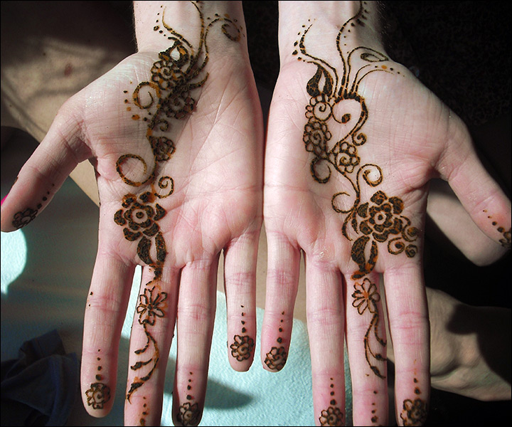 11 Palm Mehndi Designs , From Simple To Stunning!