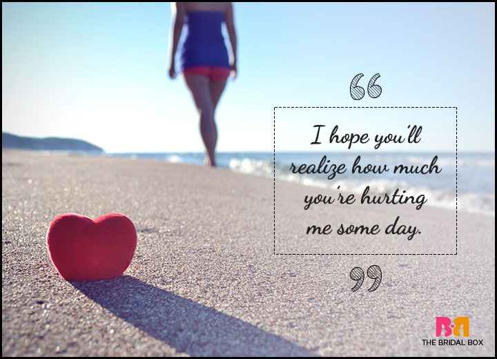 35 One Sided Love Quotes To Express A Broken Heart S Grief