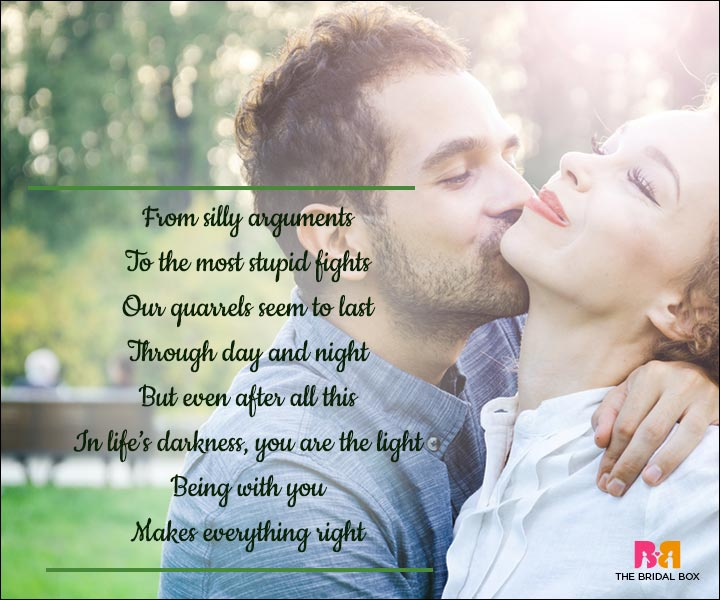 11 Romantic Love Poems For Him That Strike The Right Chord