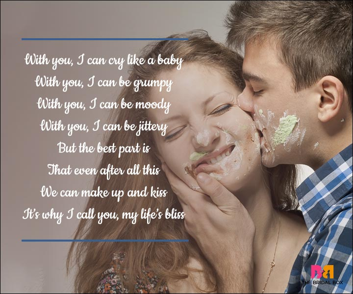 Romantic Love Poems For Him - My Life's Bliss