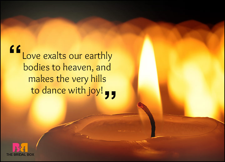 Rumi Love Quotes - The Hills Dance