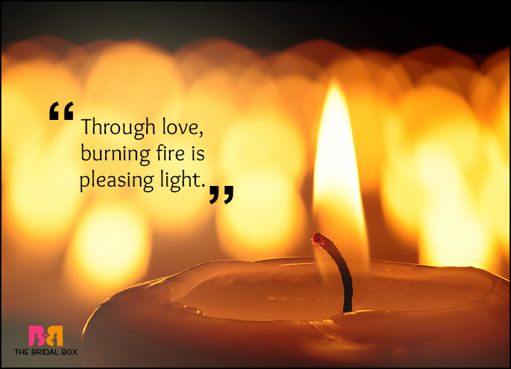Rumi Love Quotes - Burning Love