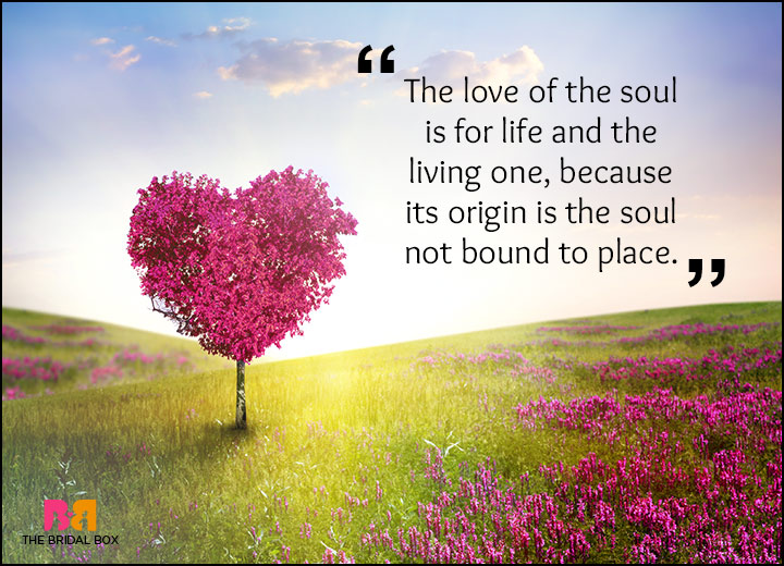 Rumi Love Quotes - Soulful Love
