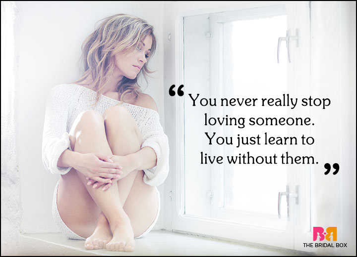 Sad Love Quotes - You Just Need To Learn
