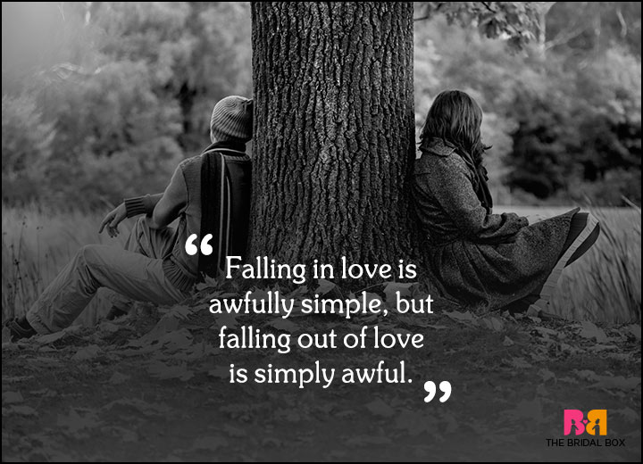 Sad Love Quotes - Simply Awful