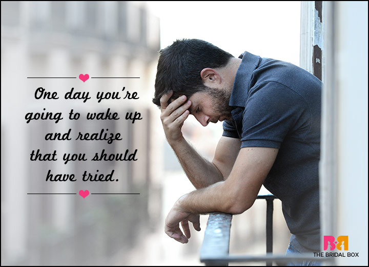 Sad Love SMS Messages - One Day You'll Figure It Out