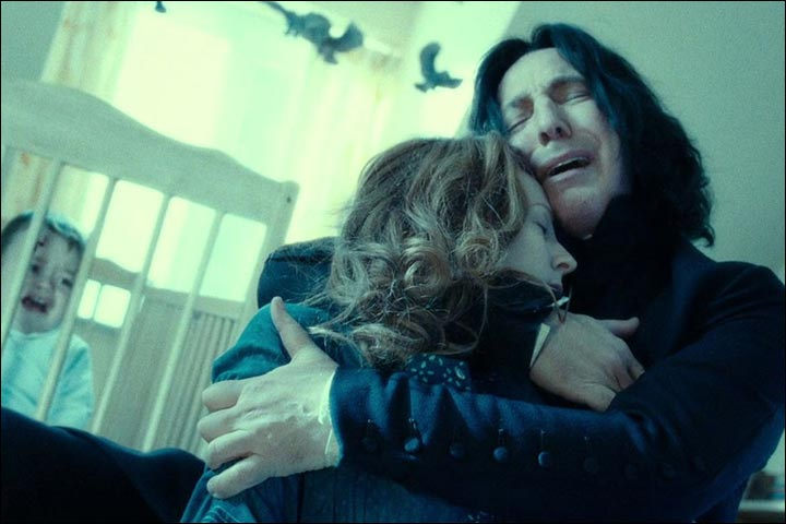 One Sided Love Stories - Severus Snape And Lily Potter