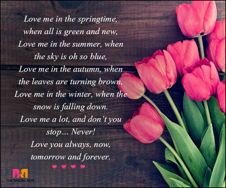 Love Poems For Wife Or Girlfriend: 10 Short Love Poems For Her That Are Truly Sweet