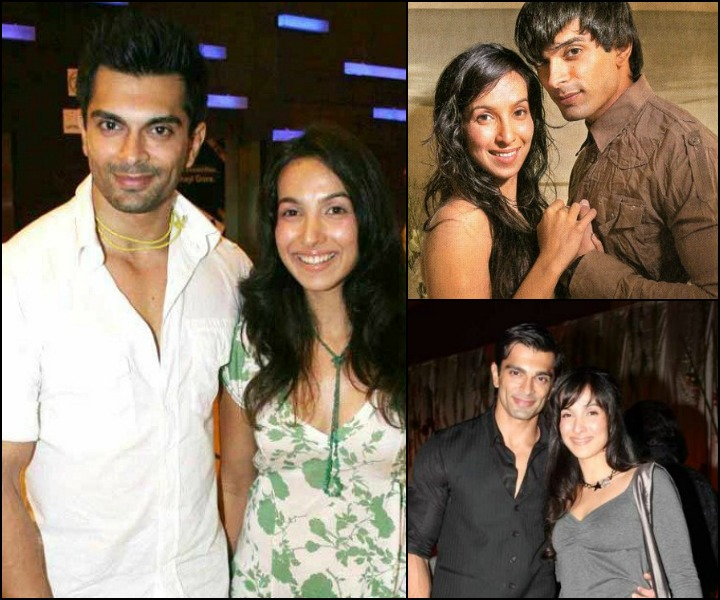 Bipasha Basu And Karan Singh Grover Marriage - Karan Singh Grover With Ex Wife Shraddha Nigam
