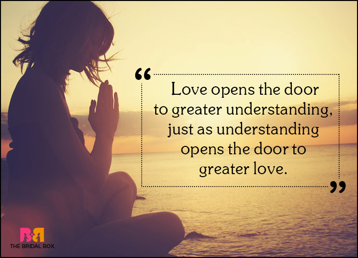 Love Spiritual Quotes Interesting 13 Quotes That Talk About Spiritual Awakening Through Love