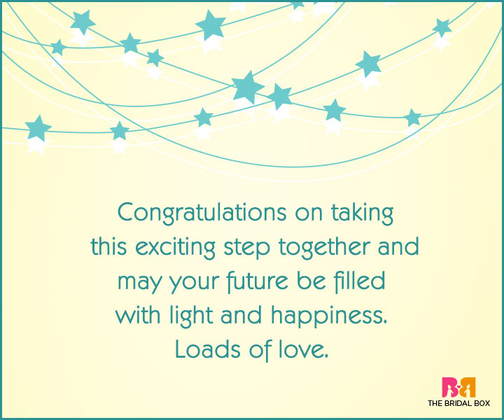 Engagement Wishes - This Exciting Step