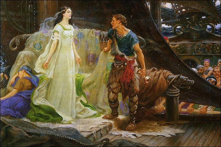 Tragic Love Stories - Tristan And Isolde