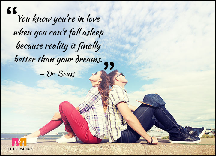 Quotes About Young Love: 11 Teen Love Quotes For The Free Spirits & Young At Heart