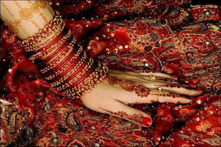 Wedding Bangles - The Classic Wedding Bangles
