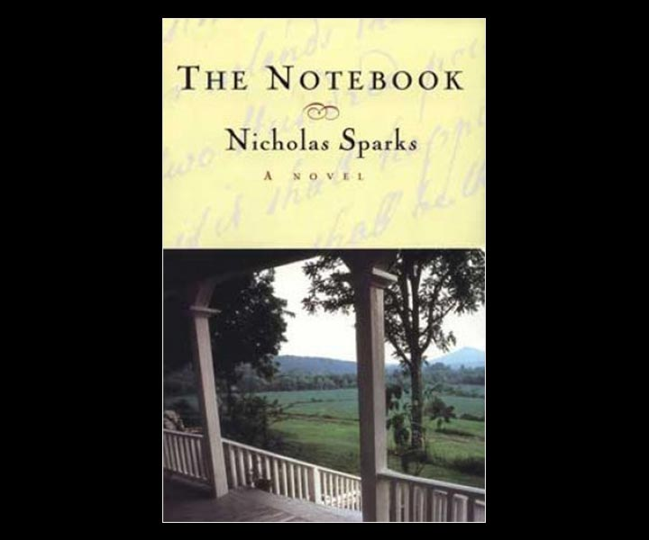Tragic Love Stories - The Notebook By Nicholas Sparks